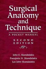 Surgical Anatomy and Technique