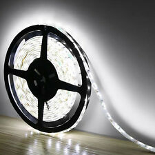 5M 300 LED 3528 Flexible Strip Cool White Fairy Light Rope Tape DC Connector 12V
