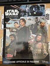 evado mancoliste figurine STAR WARS ROGUE ONE € 0,25 Topps 2017 vedi lista