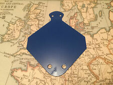 RAC-CAR-BADGE BLUE-BACKING PLATE ONLY
