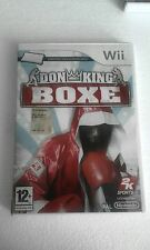 WII NINTENDO WII PAL DON KING BOXE LOOK PHOTO