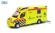 Rietze 686032 Mercedes Benz Sprinter Tigis Ergo Ambulance Friesland - Sclae 1:87