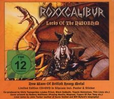 ROXXCALIBUR - Lords Of The NWOBHM Ltd. CD + DVD 2011