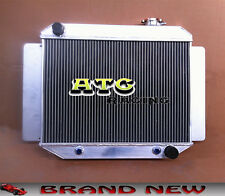 3 Core Aluminum Radiator for HOLDEN KINGSWOOD HQ HJ HX HZ 71-80 6 CYL AUTO MT