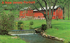postcard USA  Sringtime in Boonton Township Morris Couny New Jersey  posted
