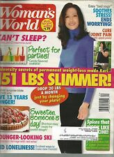 Woman's World March 2, 2015 Perfect for Parties/Live 13 Years Longer/Bed Yoga
