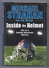 Inside the Helmet Life as a Sunday Afternoon Warrior by Michael Strahan NY Giant