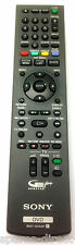 *NEW* Genuine Sony RDR-HXD890 DVD Recorder Remote Control