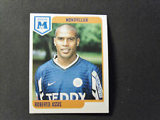 249 ROBERTO ASSIS SC MONTPELLIER MHSC MOSSON PANINI FOOT 2002 FOOTBALL 2001 2002
