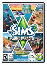The Sims 3: Island Paradise - Expansion Pack [PC-DVD MAC Computer, Vacation] NEW