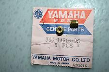 nos Yamaha snowmobile carburetor main jet #195 1974  gp433 f