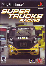 Super Trucks Racing for PlayStation 2 - Complete