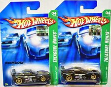 HOT WHEELS 2007 SUPER TREASURE HUNT CORVETTE C6R COLOR VARIATION FACTORY SEALED