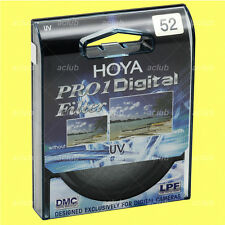 Genuine Hoya 52mm Pro1 D Pro 1 Digital UV Filter Pro1D Pro 1D DMC Multi Coated