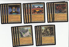 20x*Planeshift Tri-Lands*4x of each type*NM/SP Magic the Gathering MTG FTG