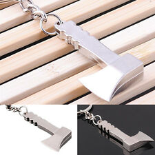 Axe Hatchet Pendant Mini Tool Toy KeyChain Keyring Gift Key Chain Cool Unique L