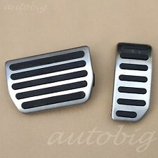 NO DRILL Steel Foot Pedal FOR Volvo S60 V60 XC60 S80 S 60 AT Automatic Gas Brake