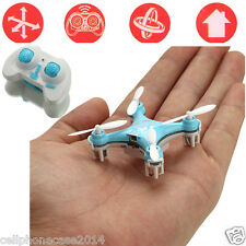 New Cheerson CX-10 Mini 2.4G 4CH 6 Axis LED RC Quadcopter RTF Micro Drone USA