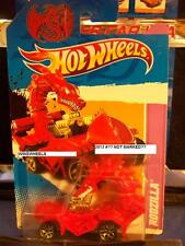 HOT WHEELS 2012 #251 -1 RODZILLA RED AMER