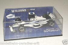 "Minichamps 1:43 430000099 Williams FW21 Launch Car No9 ""R.Schumacher"" OVP(E7280)"