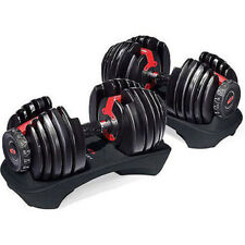 Pair of Bowflex Selecttech 552 Adjustable Dumbbells, Free Ship!