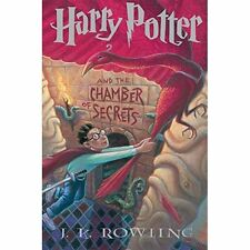 2DAY SHIPPING | Harry Potter and the Chamber of Secrets, HARDCOVER, 1999