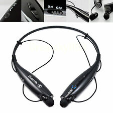 Handsfree Stereo Bluetooth Headset Earphone For Samsung LG Motorola Lenovo ASUS