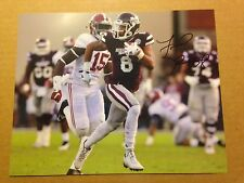 Fred Ross Autographed Mississippi State Football 8x10 Photo COA