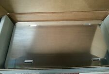 Lot of 5 Mirror Aluminum License Plate Tag Blanks .040