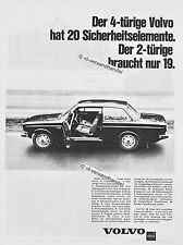 Volvo-142-1967-Reklame-Werbung-genuine Advertising- nl-Versandhandel