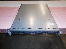 1U SUPERMICRO - AS-1022G-URF(SC815TQ-R700UB) w/H8DGU-F - 2 X AMD 6134 -( No RAM)