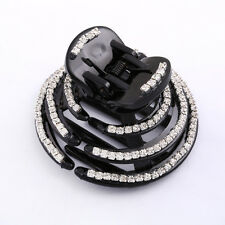 Joyas de pelo perchero pelo paréntesis pedrería hair Jewelry peinetas joyas negro