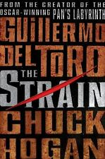 The Strain: Book One of The Strain Trilogy-ExLibrary