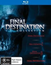 The Final Destination Collection 1 2 3 4 : NEW Blu-Ray