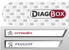 V7.83 software Lexia 3 Peugeot Citreon diagnóstico PP2000 Can Bus DIAGBOX