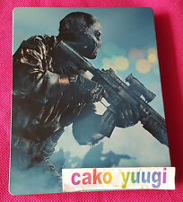 STEELBOOK COLLECTOR CALL OF DUTY GHOSTS TRES BON ETAT