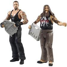 WWE THE UNDERTAKER BRAY WYATT WWF BATTLE PACK MATTEL SERIES 38 WRESTLING FIGURE