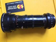 Angenieux 12-120mm Lens Blackmagic Micro camera 4/3 BMPC Arriflex