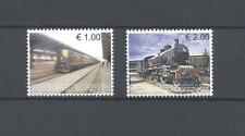 KOSOVO 2007 SC# 90-91 LOCOMOTIVES MNH VERY FINE