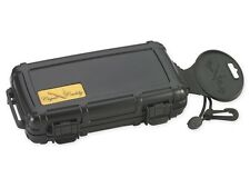 Cigar Caddy 5 stick Travel Humidor Case 3400 Black - Free Shipping