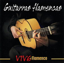 Guitarras Flamencas CD Vive El Flamenco - Spain (M/M)
