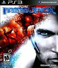 MindJack USED SEALED (Sony PlayStation 3, 2011) Mind Jack