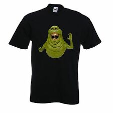 GHOSTBUSTERS SLIMER, T Shirt Childrens Kids Size from movie logo