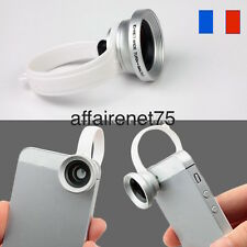 Universal 2 en 1 Grand Angle + Mobile Phone Kit de photo macro iphone Samsung