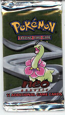 POKEMON NEO GENESIS UNLIMITED BOOSTER PACK FACTORY SEALED BRAND NEW X1