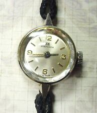 VINTAGE LADIES BUCHERER 18K GOLD SWISS MADE WRISTWATCH
