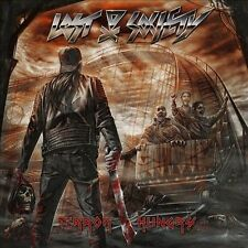Terror Hungry by Lost Society (CD, Apr-2014, Nuclear Blast (USA))