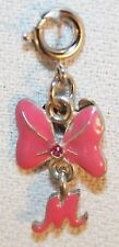 Disney - Charm It – Minnie Mouse Pink Bow Charm © Disney