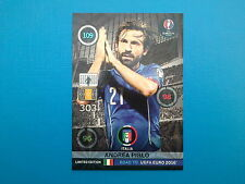 PANINI ADRENALYN ROAD TO EURO 2016 - LIMITED EDITION - PIRLO ITALIA