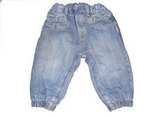 H & M niedliche Jeans Hose Gr. 74 mit Herztaschen !!